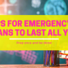 7 tips for emergency sub plans